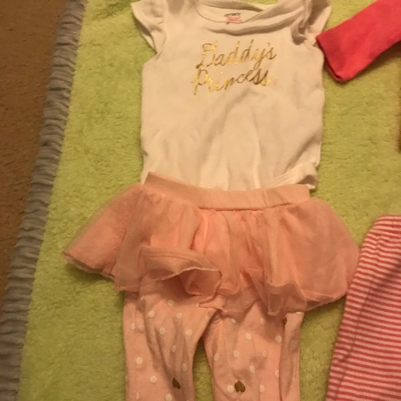 a71daac49 Carter's Matching Sets | Daddys Princess Baby Girl Outfits | Poshmark